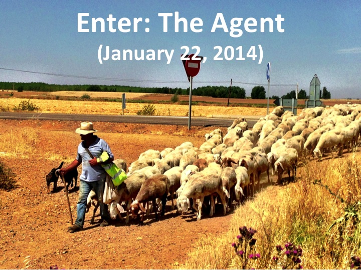 Enter: The Agent (Jan. 22, 2014)