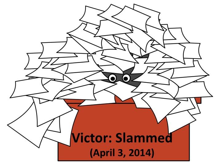 Victor: Slammed (April 3, 2014(